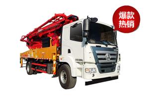 三一SYM5290THBES 430C-10 混凝土泵车图片集