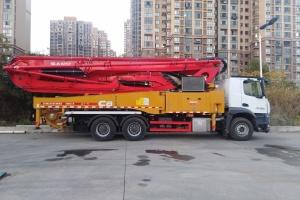 三一SYM5359THBEB 490C-8 混凝土泵车图片集