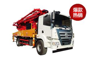 三一SYM5353THB 520-C10 混凝土泵车图片集