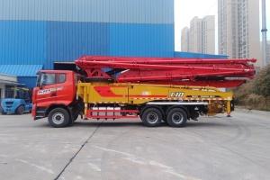 三一SYM5351THB 520-C10 混凝土泵车图片集