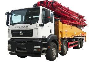 三一SYM5448THB 560C-8A混凝土泵车图片集