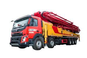 三一SYM5538THB 670C-10 混凝土泵车图片集