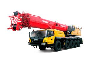 三一SAC1300T2 全地面起重机
