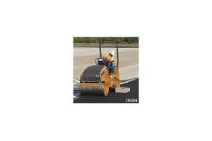 凯斯双钢轮压路机图片集3