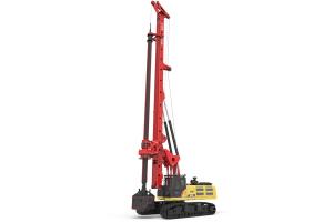 三一SR235-W10 旋挖钻机