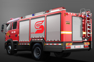 三一消防车图片集3