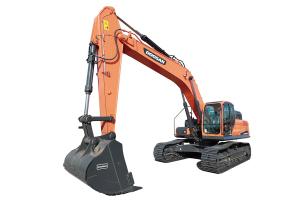 斗山DX305LC-9C ACE履带挖掘机图片集