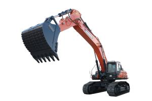 斗山 DX560LC-9C ACE履带挖掘机图片集