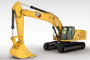 卡特彼勒Cat350液压挖掘机图片集