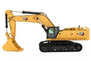 卡特彼勒Cat395液压挖掘机图片集