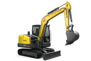 威克诺森ET60履带挖掘机