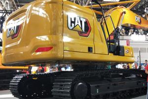 卡特彼勒Cat323GC挖掘机图片集