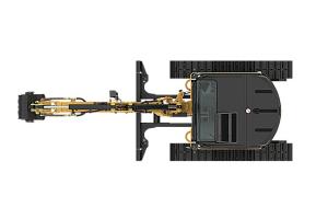 卡特彼勒新一代Cat301.7CR液压挖掘机图片集