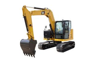 卡特彼勒新一代Cat308.5液压挖掘机