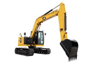 卡特彼勒新一代Cat310液压挖掘机图片集