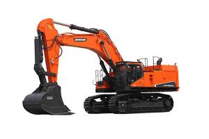 斗山DX800LC-9C挖掘机图片集