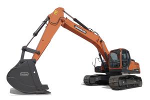 斗山DX220LC-9C ACE履带挖掘机图片集