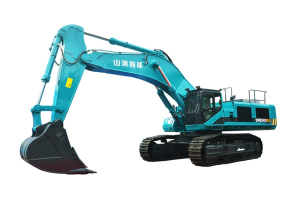 山河智能SWE900ES混合动力挖掘机图片集