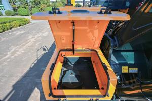 现代R130VS PRO小型挖掘机图片集