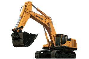 现代R850L-9VS履带挖掘机图片集