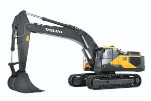 沃尔沃EC480挖掘机(荣耀版)图片集