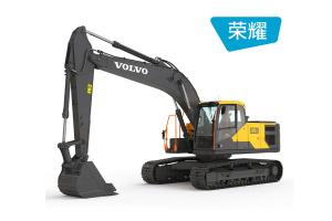 沃尔沃EC220挖掘机(荣耀版)图片集