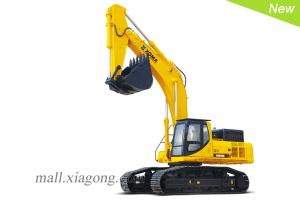厦工XG848FL(短臂)履带式挖掘机图片集