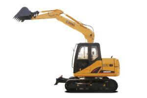 厦工XG808F履带式挖掘机图片集