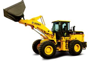 厦工XG955N轮式装载机图片集
