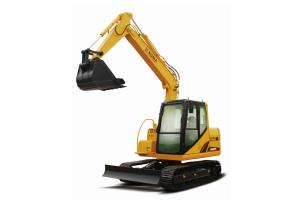 厦工XG809F履带式挖掘机图片集