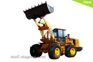 厦工XG956N轮式装载机图片集