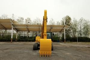 小松PC215HD-10M0履带挖掘机图片集