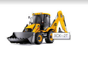杰西博JCB3CX--2T挖掘装载机