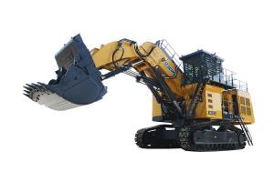 徐工XE2000E正铲矿用挖掘机