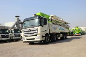 雷萨重机BJ5449THB-XF(L10 62米)泵车