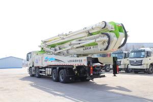 雷萨重机BJ5449THB-XF(L10 62米)泵车图片集