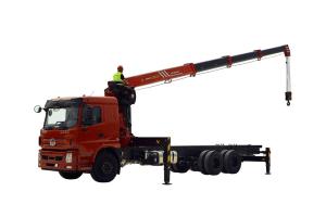 三一SPS30000B-F直臂随车起重机