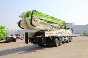 雷萨重机BJ5449THB-XD(L10 63米)泵车图片集