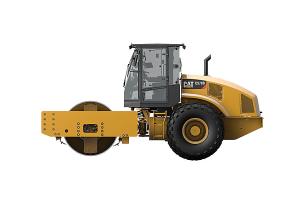 卡特彼勒CS78B单钢轮压路机图片集