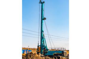 山河智能SWDM360H3大型多功能旋挖钻机图片集