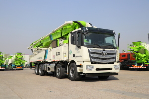 雷萨重机BJ5358THB-XF5201(L10 52米)泵车图片集