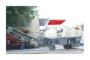 西筑LXD120瀝青路面銑刨機