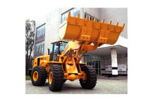 成工ZL50E-3轮式装载机图片集