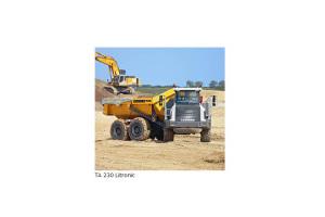 利勃海尔铰接式卡车图片集1