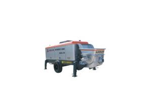 盛隆機械 HBT100S26220C雙動力高壓大排量拖式混凝土泵 圖片集