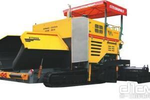 西筑ZT600專用攤鋪機圖片集
