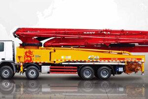 三一SY5271THB 38E泵车