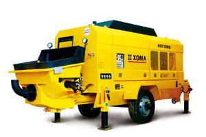 厦工拖泵图片集2