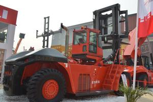 合力G系列46吨内燃平衡重式叉车图片集