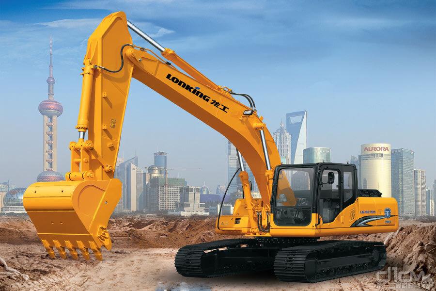 龙工LG6215D履带挖掘机产品性能如何